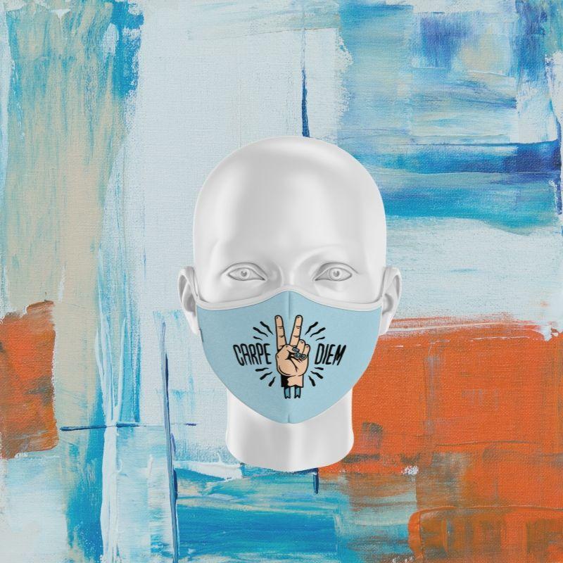 Tienda online mascarillas personalizadas con filtro fondo adulto