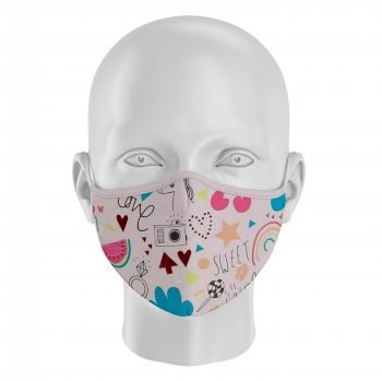 MODELO DULCE mascarillas para niños - Infantil