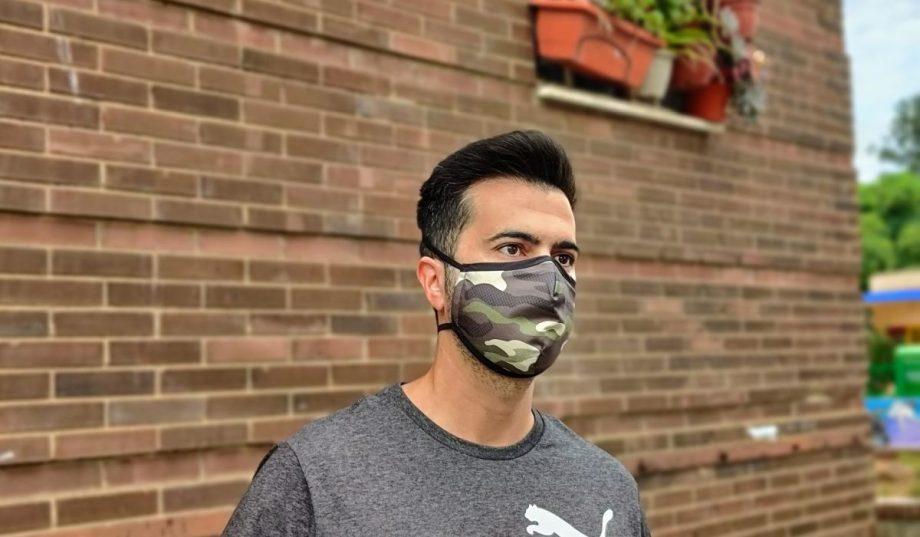 Lasmascarillaspersonalizadas.es Mascarillas homologadas reutilizables con filtro - tienda online
