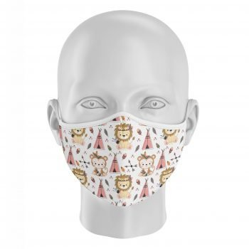 Modelo tipis mascarillas para niños - Infantil